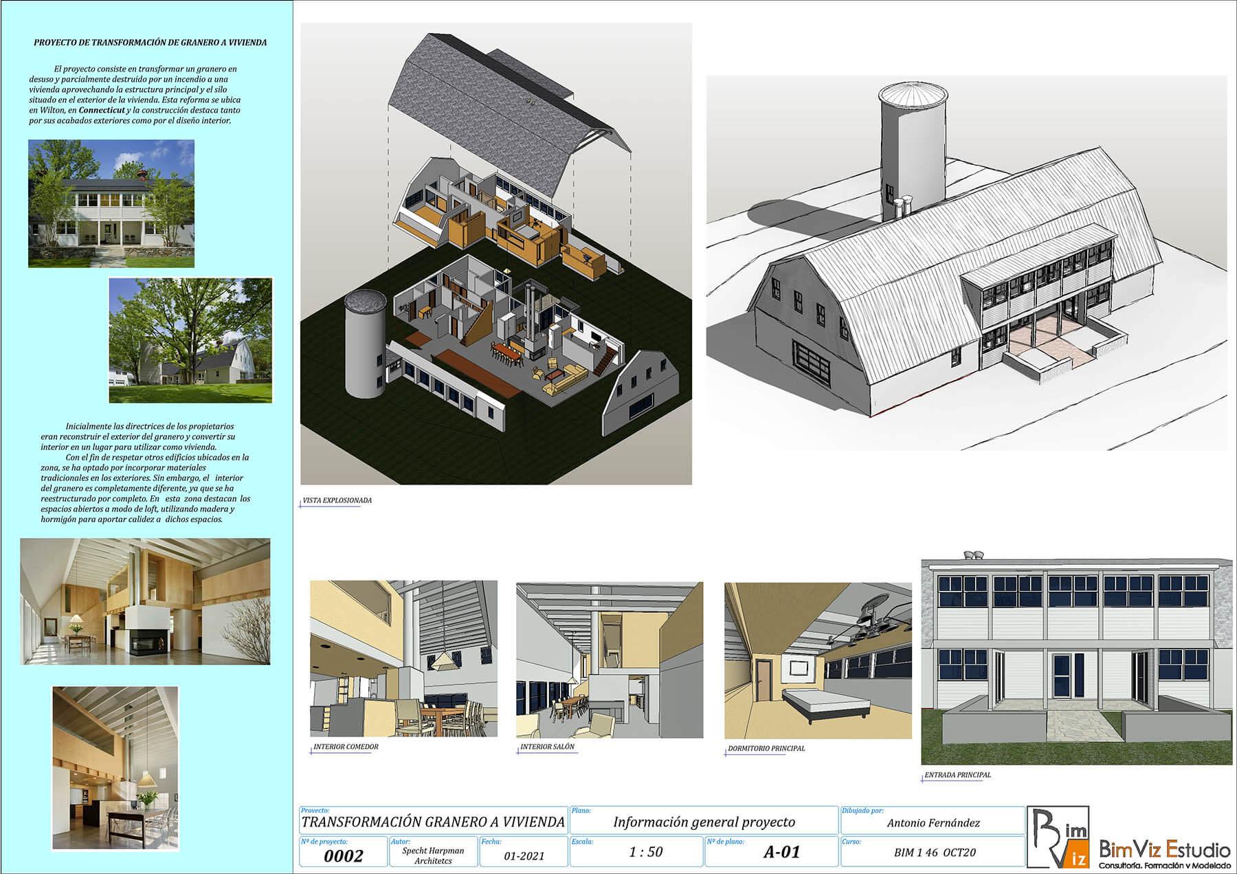 Proyecto BIM Arquitectura