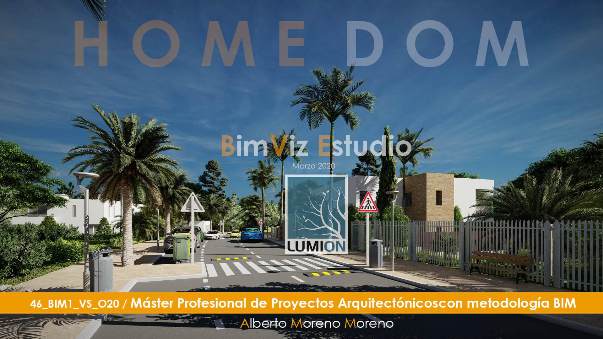Portada Proyecto Lumion