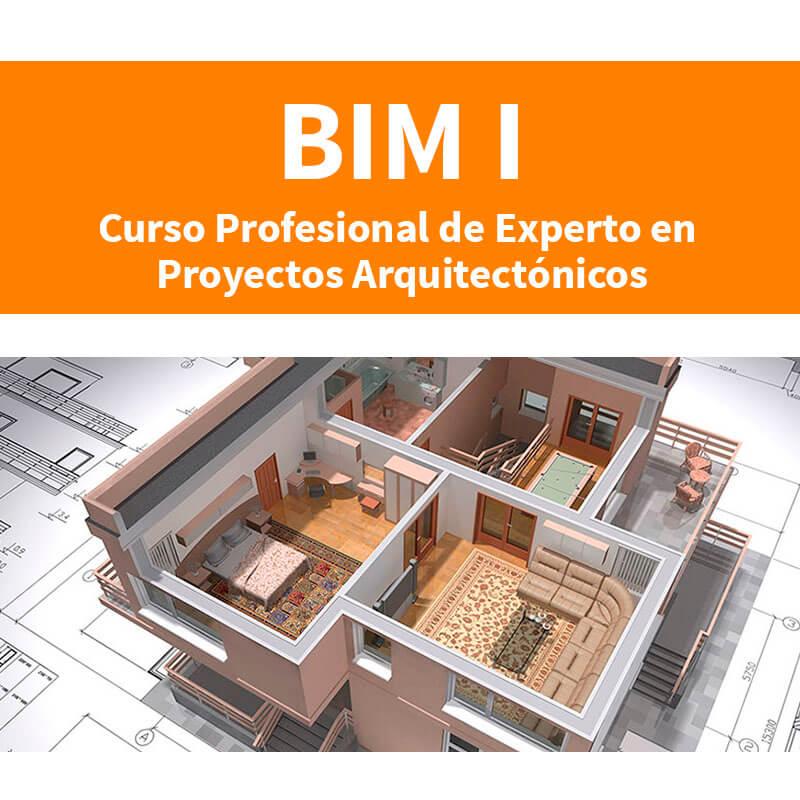 CURSO BIM MADRID. REVIT ARCHITECTURE