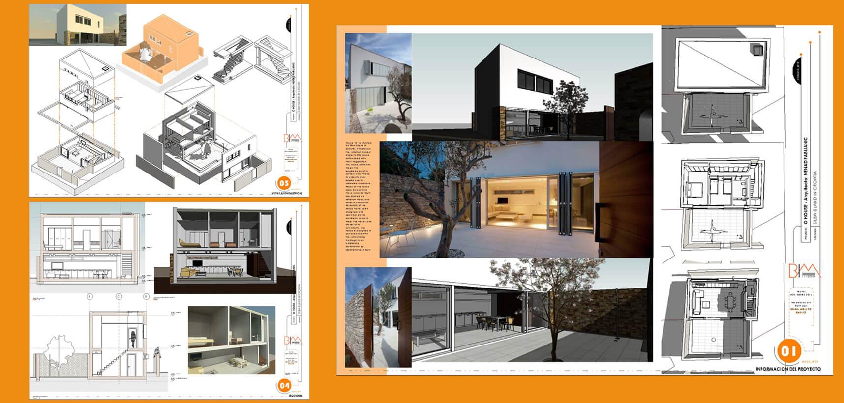 Proyecto BIM O HOUSE