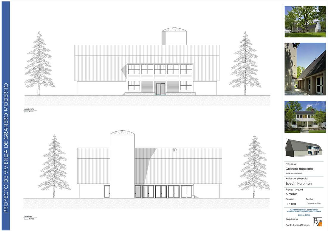Proyecto Arquitectura BIM