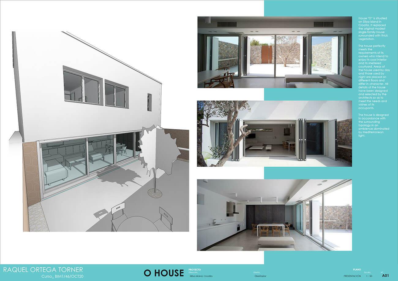 O House BIM MADRID